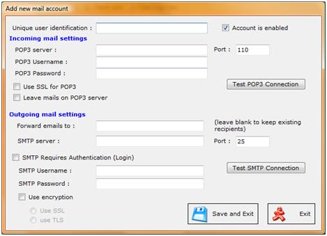 Free tool – Free POP3 Collector   Corelan Team