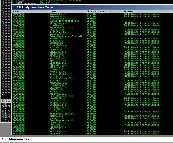 Exploit writing tutorial part 5 : How debugger modules