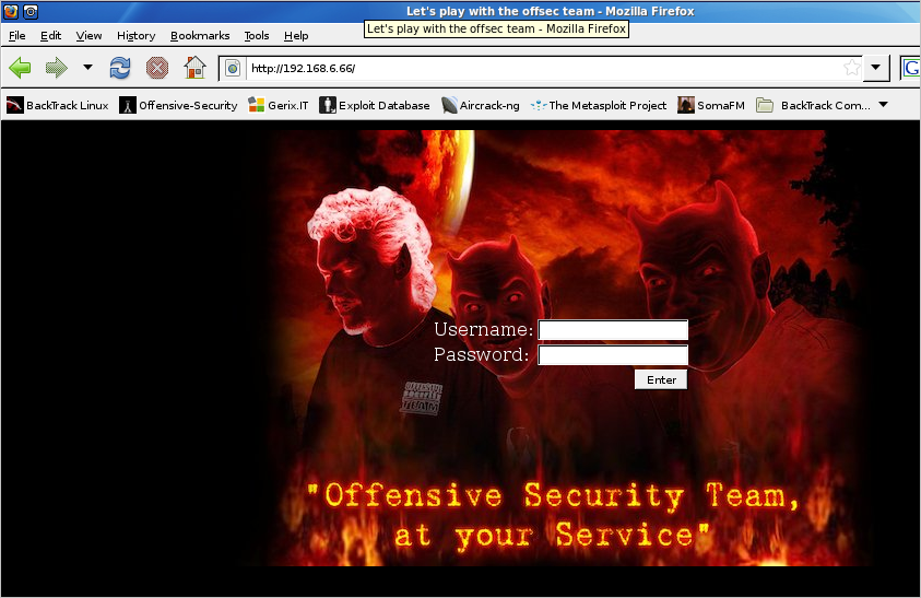 Offensive Security Hacking Tournament – How strong was my fu